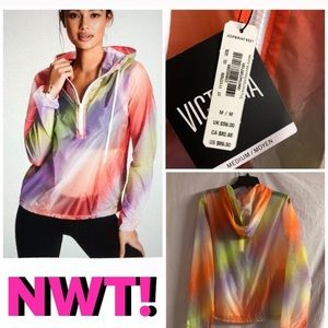 SALE❣️NWT-VS DRAWSTRING WINDBREAKER